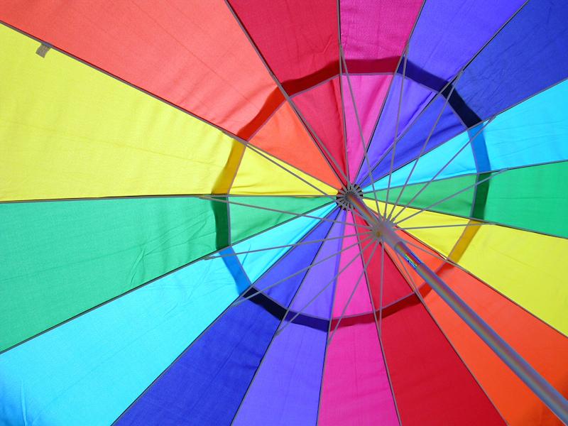 Werbeschirm - Regenschirm als Werbewaren