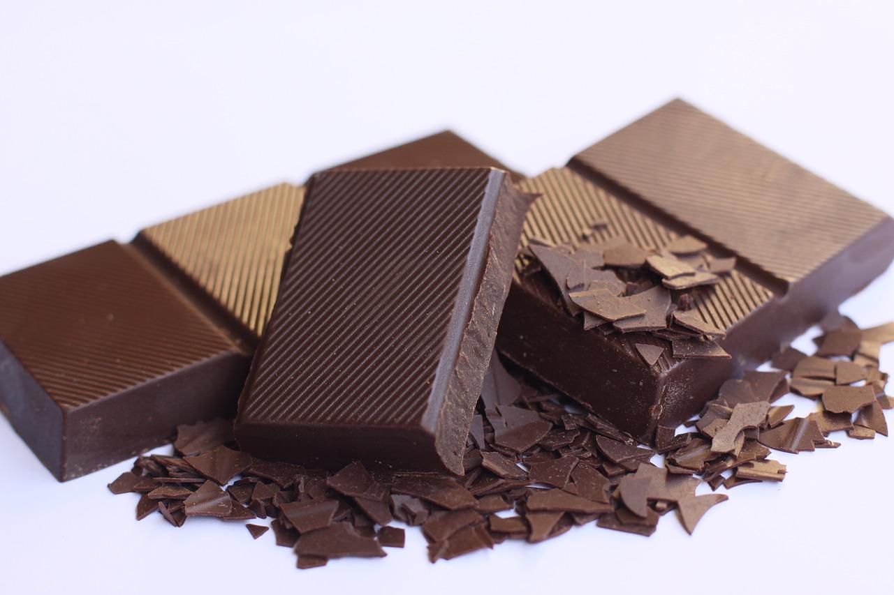 Schokoladen und andere Süßigkeiten